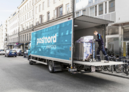 Touchpoint customer feedback Postnord