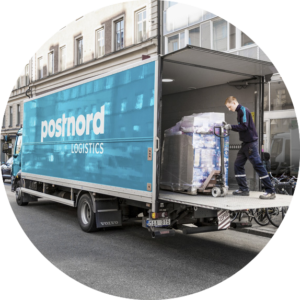 Postnord use Touchpoint customer suvey