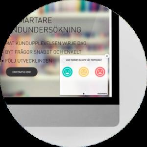 touchpoint web-pop up på hemsidor